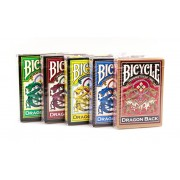 Bicycle Dragon Back Mix Pack
