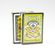 Bicycle Yellow Dragon Back (Limited)