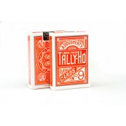 Tally-Ho Fan Back Orange