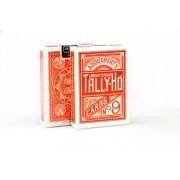 Tally-Ho Fan Back Orange