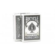 Bicycle Rider Back Grey