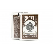 Bicycle Rider Back Brown