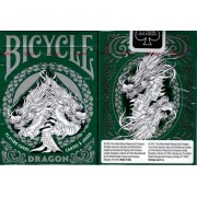 Bicycle Green Dragon