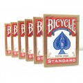 Bicycle 808 Red 6-pack