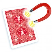 Bicycle Shim Card + Bicycle 808 Rood