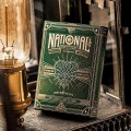 National Playing Cards Green