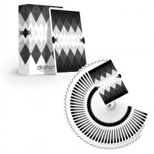 Diamon No. 10 Playing Cards