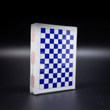 Forever Checkerboard Blue
