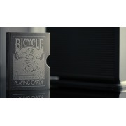 Black Tiger Stainless Card Clip