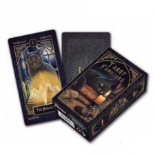 Familiars Tarot Cards by Lisa Parker