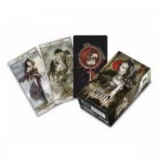 Malefic Time Tarot by Luis Royo
