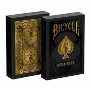 Bicycle Black & Gold Premium Deck