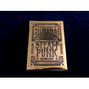 Bicycle Gold Steampunk
