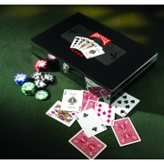 Bicycle Masters Poker Set