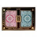 KEM Red/Blue Poker wide standard index