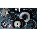 WTF Cardistry Spelling Deck