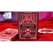 Bicycle Ladybug Black