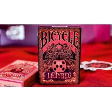 Bicycle Ladybug Black