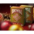 Bicycle Leaf Back Gold