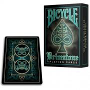 Bicycle Brimstone Aqua