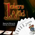 Jokers Wild - Special Bicycle Cards Included + Bicycle Standard Red