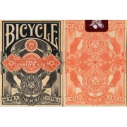 Bicycle Gold Certificate