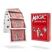 SS Adams Magic Cartoon Deck