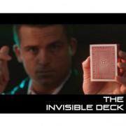 Gemakkelijk te leren Invisible Deck + DVD