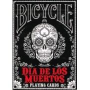 Bicycle Dia de los Muertos Original Black