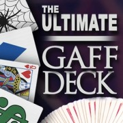 The Ultimate Gaff Deck zonder DVD