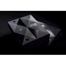 Black JAQK Playing Cards